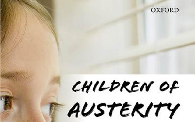 children of austerity - OUP/Unicef