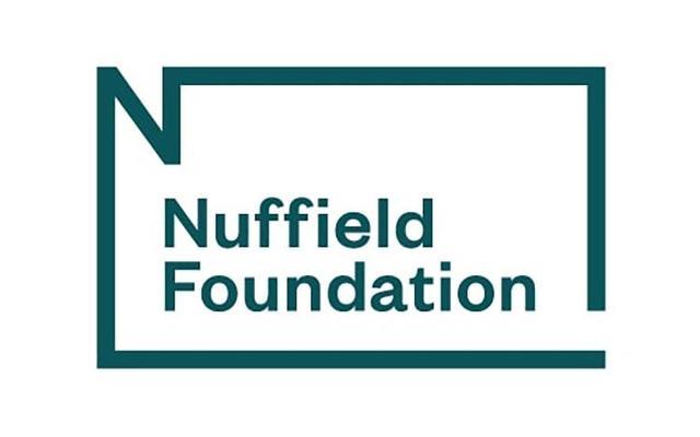 Nuffield Foundation logo