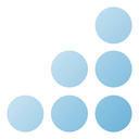 blue dots fade