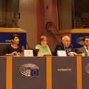 Mary Daly at European Parliament