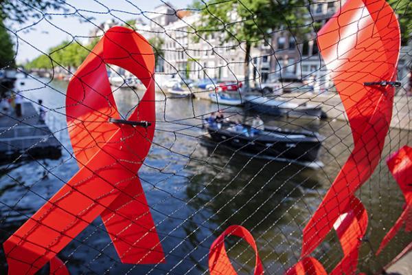 ©International AIDS Society/Marten van Dijl