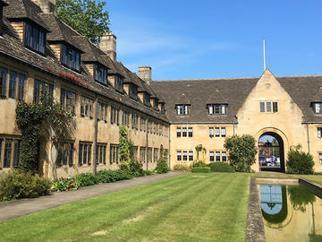 Nuffield College, Oxford
