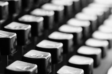 typewriter 726965