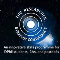 Researcher Strategy Consultancy logo