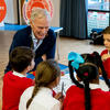the special rapporteur hears from children in scotland